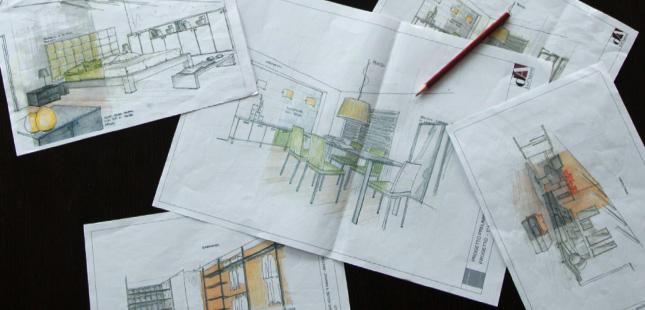 projekt návrh interieru 3D vizualizácie realizácia na mieru