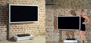 otocny drziak na tv