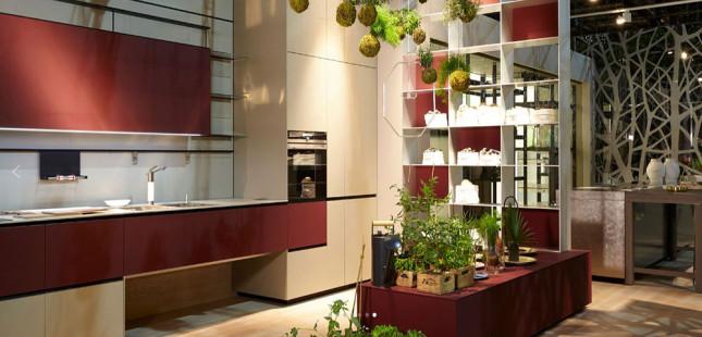 moderná talianská kuchyňa